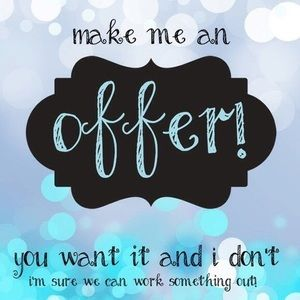 Other - 🌟Make me an offer! :) 🌟